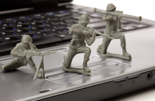 A Business Owners Account Of Protecting Against Cyber Warfare