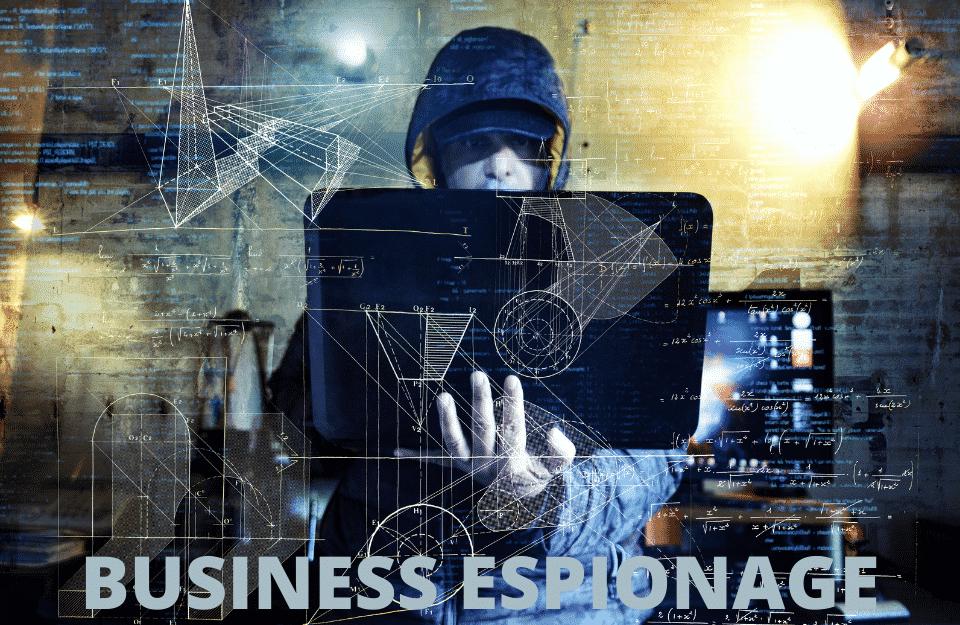 Concerns Increase As Business Espionage Escallates