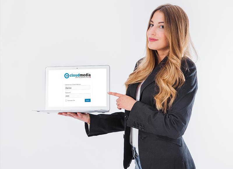 content management system wordpress website design Hamilton